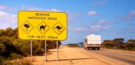 Mi licencia de conducir en Australia