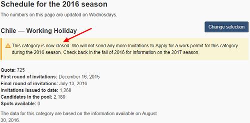 Status International Experiencie Canada 2016 08 30