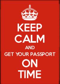 Sin pasaporte no hay paraíso