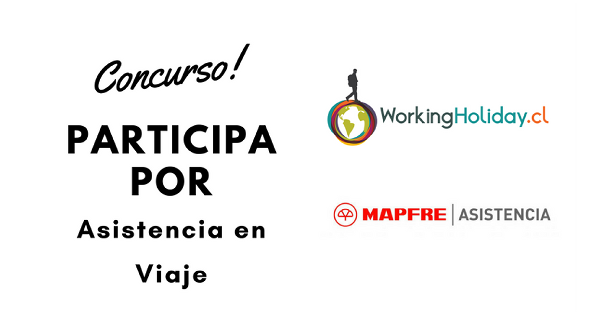 seguro asistencia viaje working holiday