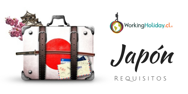 Requisitos Japón Working Holiday
