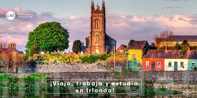 Irlanda – Estudia, viaja y trabaja
