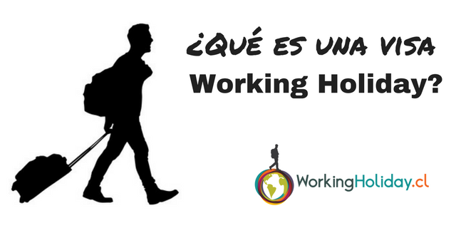 Lo que una visa working holiday es