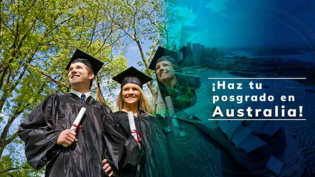 Tu Postgrado en Australia
