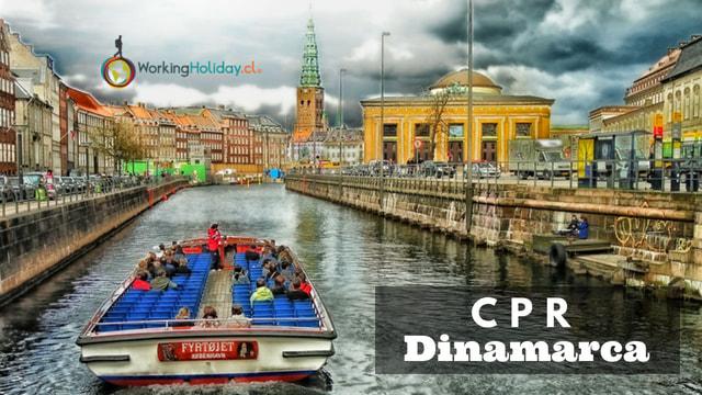 Dinamarca – ¿Qué es el CPR?