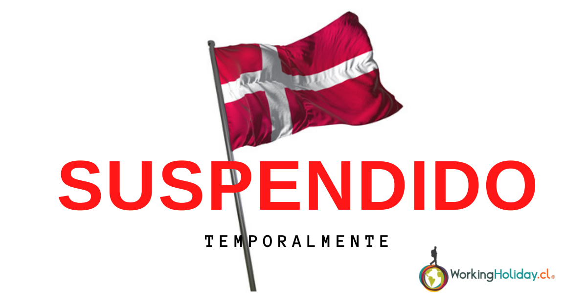 Dinamarca Suspende Temporalmente Acuerdo Working Holiday
